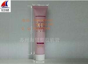 25化妆品塑料软管特点