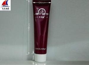 35化妆品塑料软管